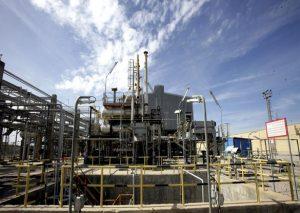 شرکت بهره برداری نفت و گاز کارون